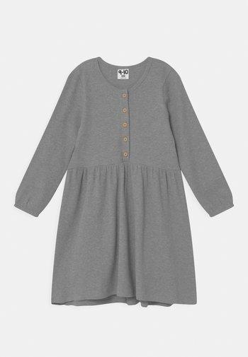 PAYTON LONG SLEEVE  - Day dress - grey