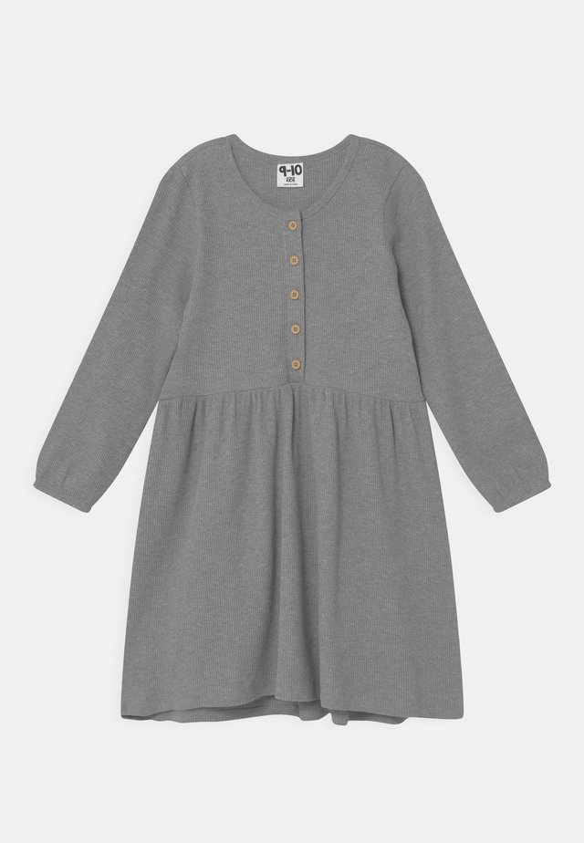 PAYTON LONG SLEEVE  - Day dress - grey