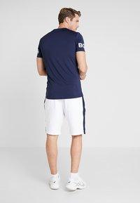 Björn Borg - EDDY SHORTS - Sports shorts - brilliant white - 2