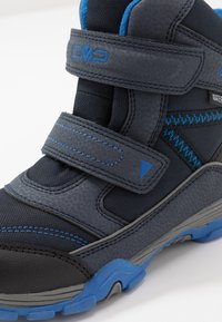 CMP - KIDS PYRY BOOT WP - Hiking shoes - antracite - 2