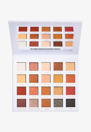 SNATURAL NO 1 - Eyeshadow palette - multicoloured