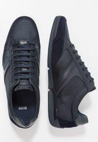 BOSS - SATURN LOWP MX - Trainers - dark blue - 1
