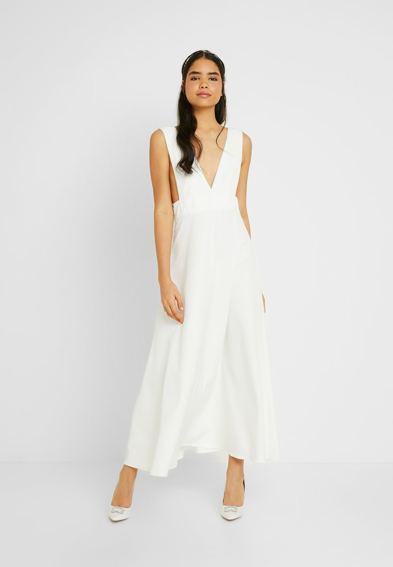 YAS - YASKATE ANCLE DRESS  - Occasion wear - star white