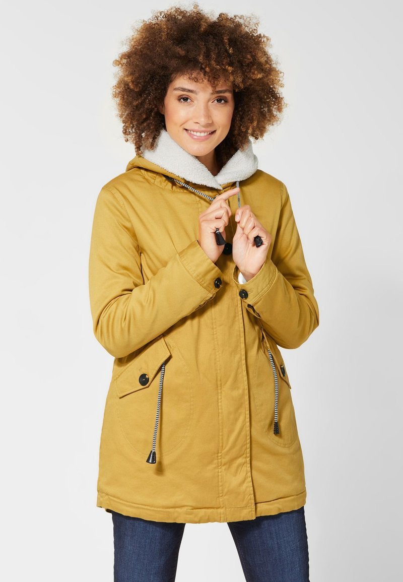 Street One - Parka - yellow
