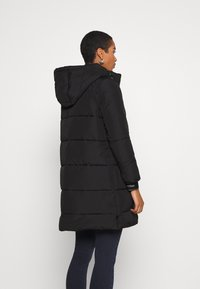 Calvin Klein - LOGO PUFFER COAT - Winter coat - black - 2