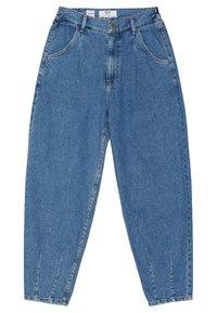 Bershka - Jeans Tapered Fit - light blue - 0