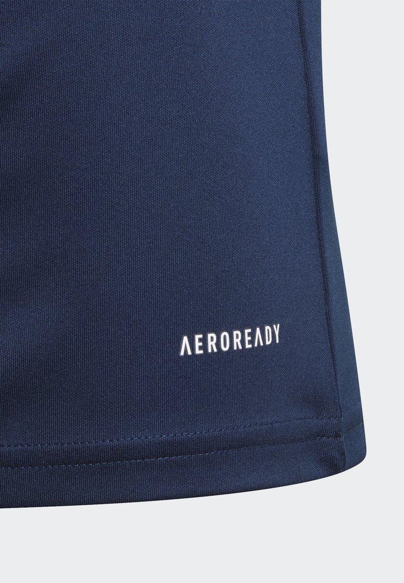 adidas Performance - SQUAD UNISEX - Camiseta estampada - team navy blue/white