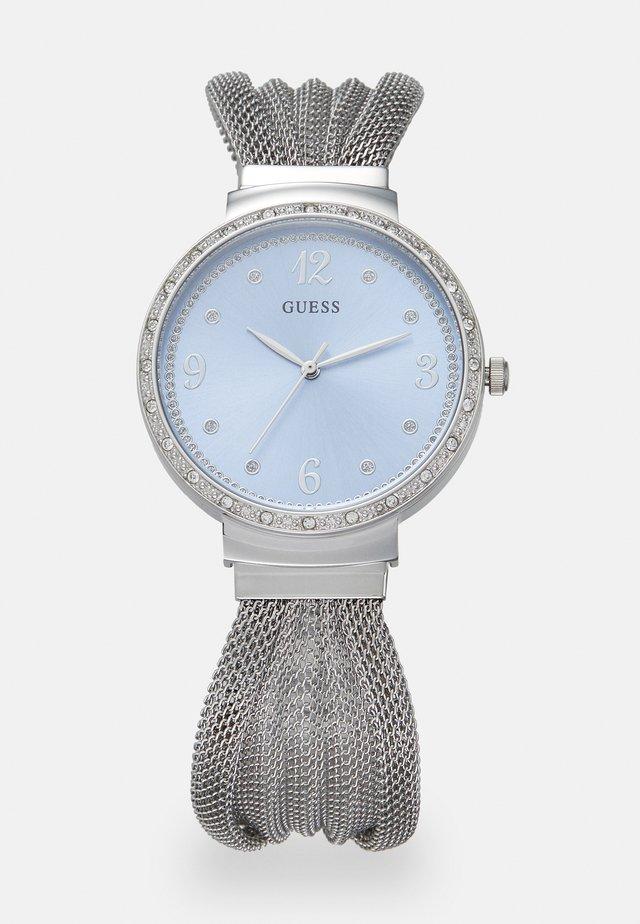 Klocka - silver-coloured