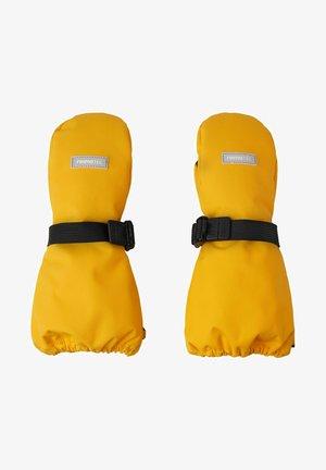 OTE - Mittens - yellow