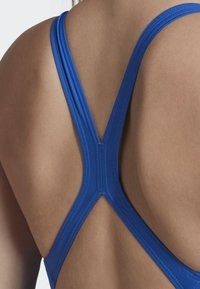 adidas Performance - ATHLY V SOLID SWIMSUIT - Swimsuit - blue - 4