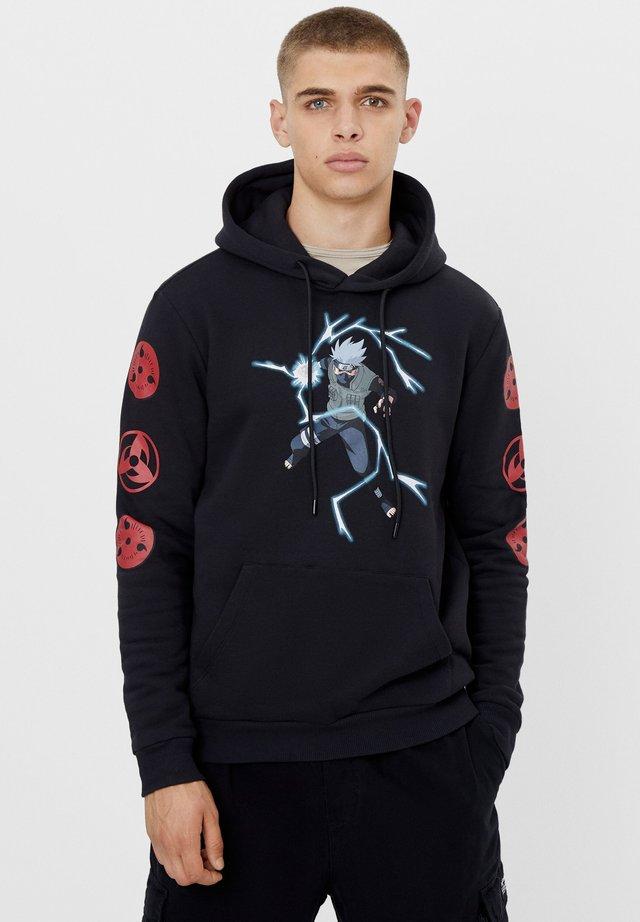 NARUTO - Hættetrøjer - black