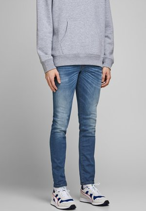 SLIM FIT JEANS GLENN FOX BL 955 - Jean slim - blue denim