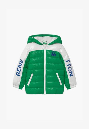 Winter jacket - green