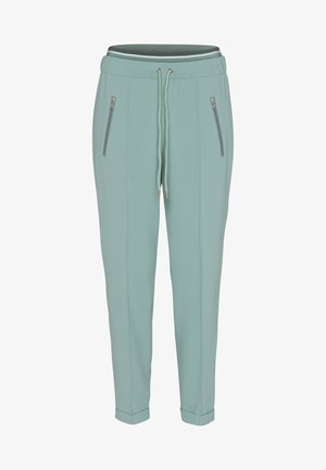 Tracksuit bottoms - jade varied