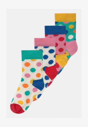 EXCLUSIVE KIDS BIG DOT 4 PACK UNISEX - Sokken - multi