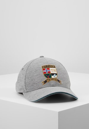 CREST CAP - Keps - grey