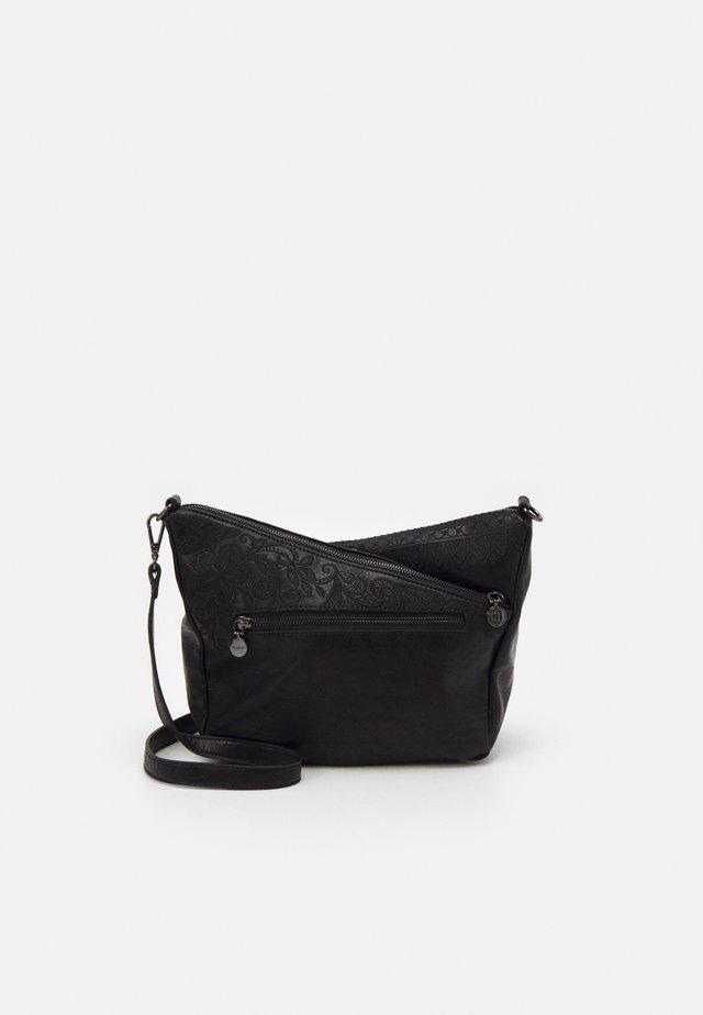 BOLS MARTINI HARRY MINI - Across body bag - black