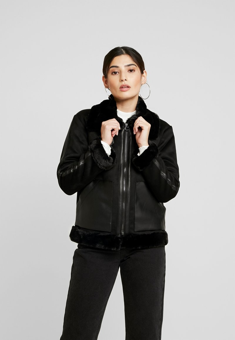 Esprit Petite - Light jacket - black