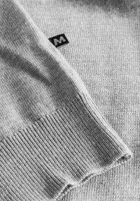 Matinique - JAMBON  - Cardigan - grey melange - 7
