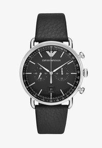 Emporio Armani - Chronograph watch - schwarz - 1