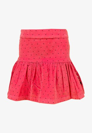 A-line skirt - rosewood