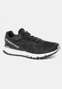 The North Face - M ULTRA SWIFT - Neutral running shoes - black/white - 4