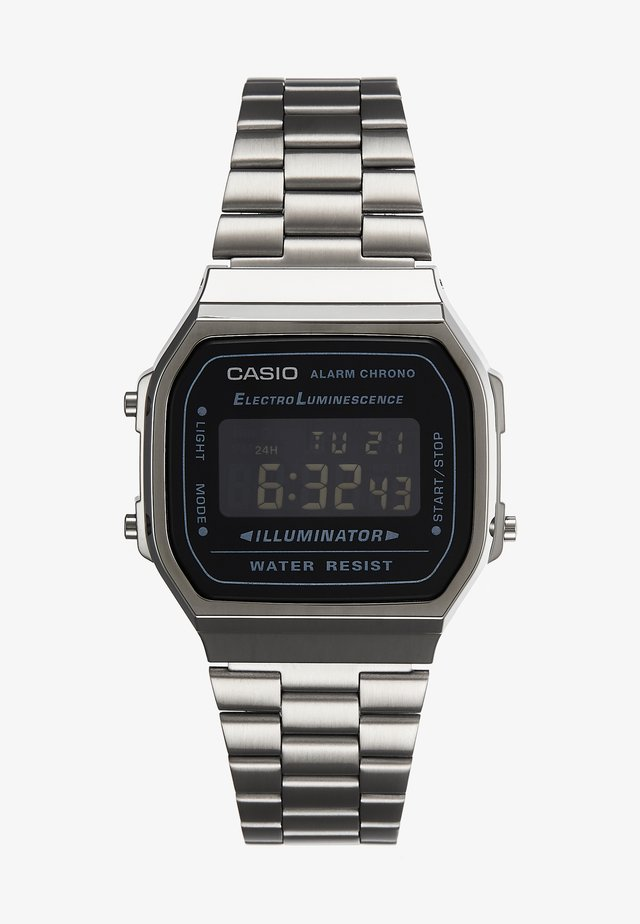 Digital watch - gunmetal