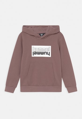 DUO HOODIE UNISEX - Sweatshirt - twilight mauve
