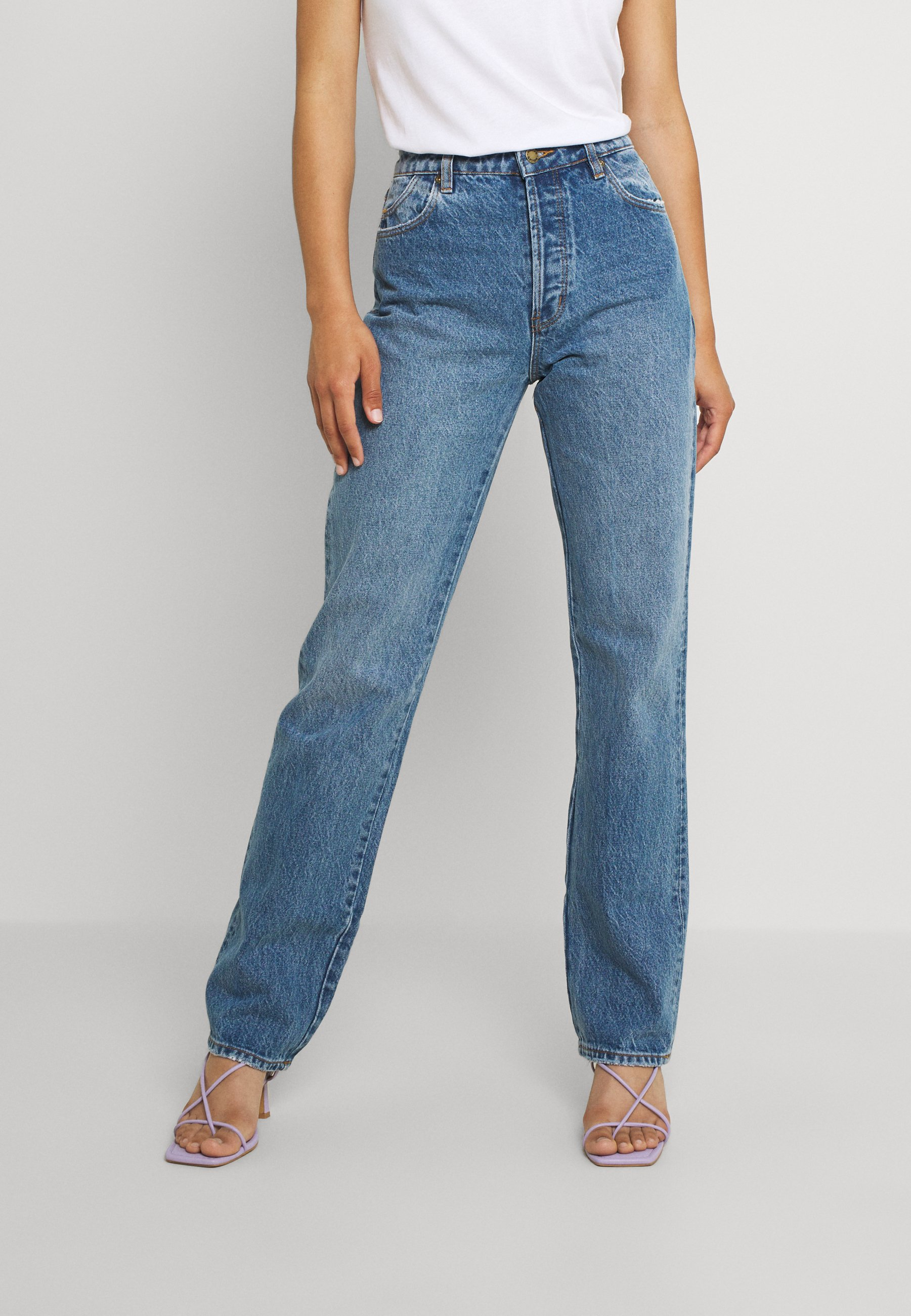 Women CLASSIC - Straight leg jeans