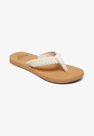 PORTO - Pool shoes - natural