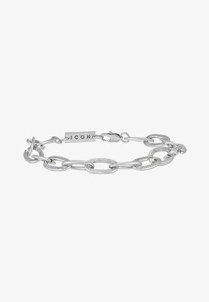 STEWART BRACELET - Bransoletka - silver-coloured
