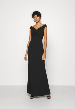 AUBRIERLLE DRESS - Sukienka koktajlowa - black