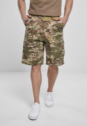 BDU RIPSTOP - Shorts - tactical camo