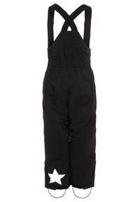Molo - PLAY PRO - Snow pants - black - 1