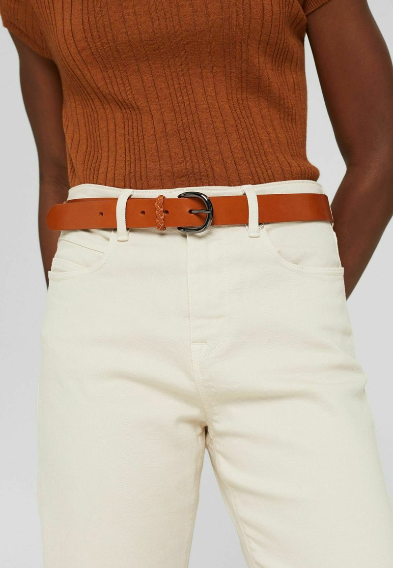 Esprit - Belt - rust brown