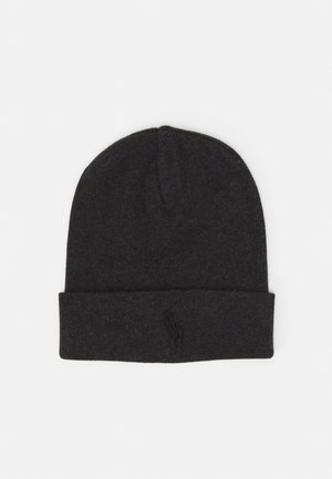 Bonnet - dark charcoal