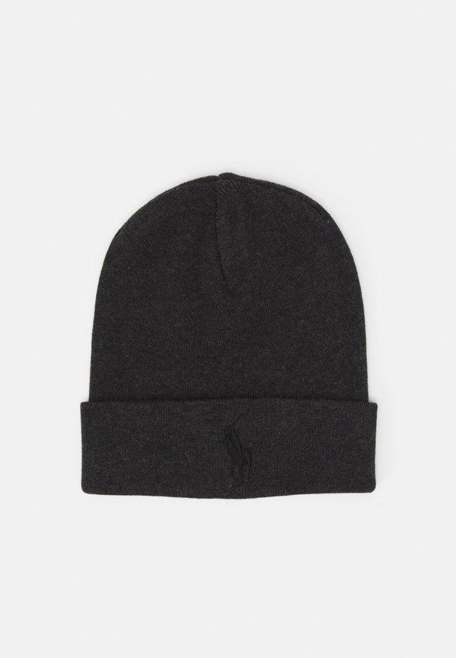 Mütze - dark charcoal