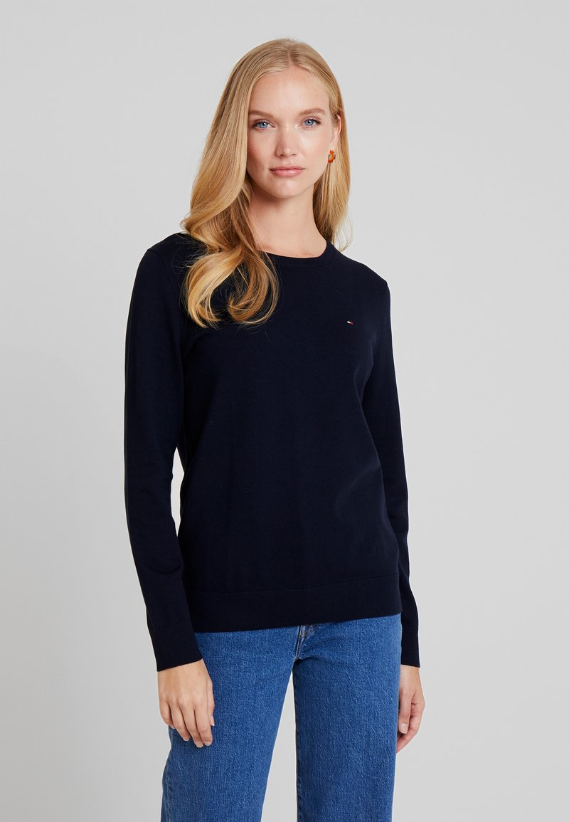 Tommy Hilfiger - TALY - Pullover - blue