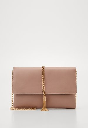 TASSEL - Pochette - rose/gold