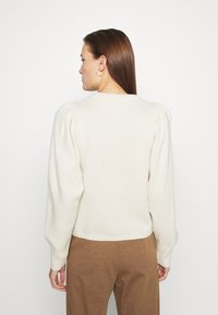 ARKET - Sweater - Jumper - white dusty - 2