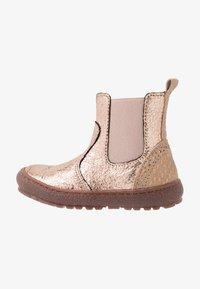 Bisgaard - BOOTIES - Støvletter - rose gold - 1
