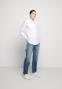 CLOSED - CROPPED - Straight leg jeans - mid blue - 1
