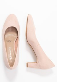 Tamaris - COURT SHOE - Tacones - rose - 3