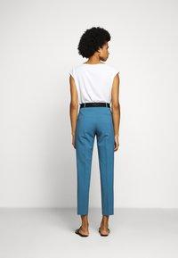 HUGO - HAMIRA - Trousers - dark blue - 2