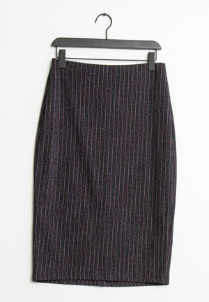 Pencil skirt - purple