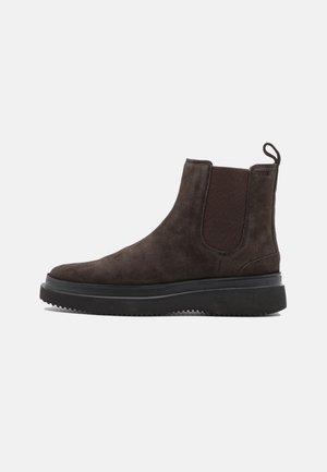 TELOS CHELSEA BOOT - Korte laarzen - dark brown