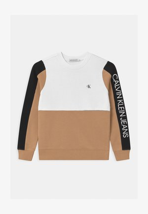 LOGO - Sweater - beige