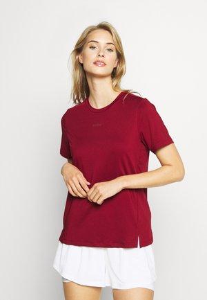 REGULAR - T-shirt print - biking red