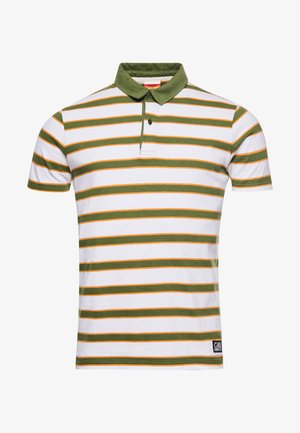 Polo shirt - optic multi