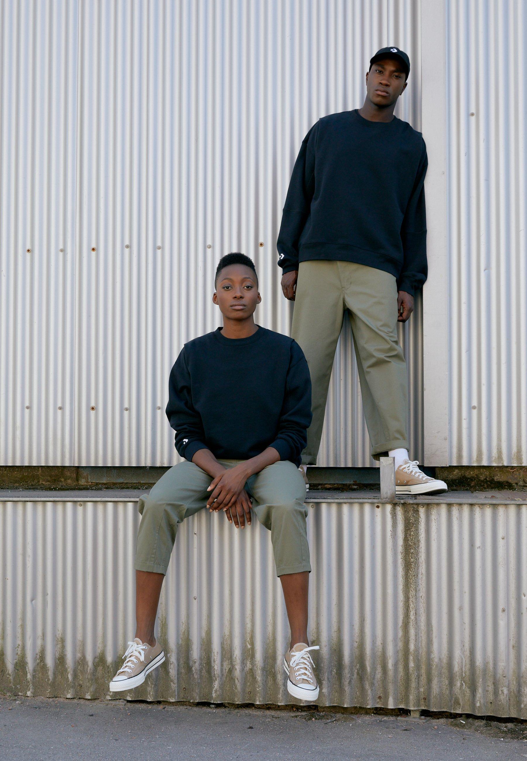 Obey Clothing TACTICS  - Vinterjacka - black/svart - Herr Vinterkläder Y33LT